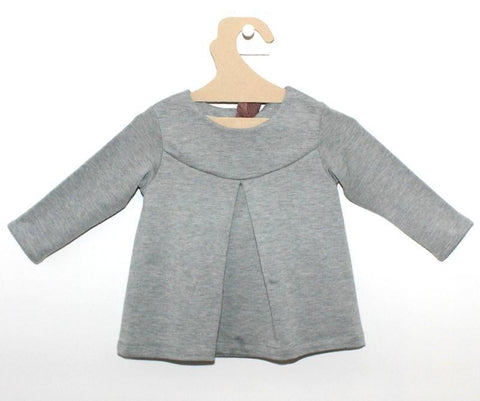Top Gris-Pull-Tale Me