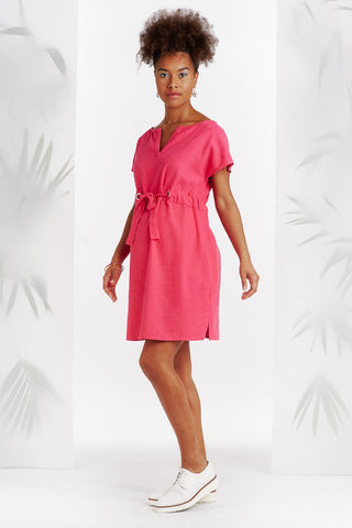 Tunique Wilma Corail-Robe-Tale Me
