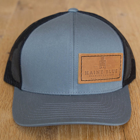 Off-Center Logo Hat