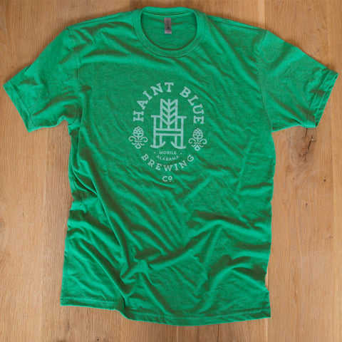 Green Haint Blue T-shirt