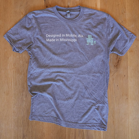 Designed in Mobile, Ala. Legal Shirt