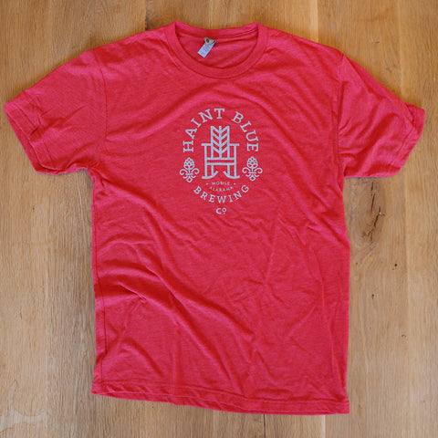 Red Haint Blue T-shirt