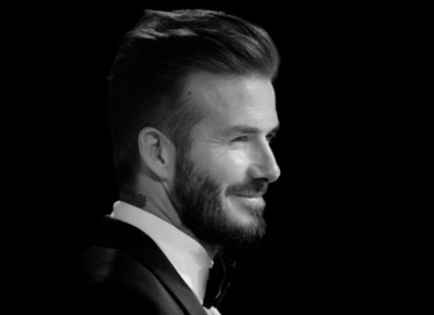 HOW TO ACHIEVE DAVID BECKHAM'S LOOK?