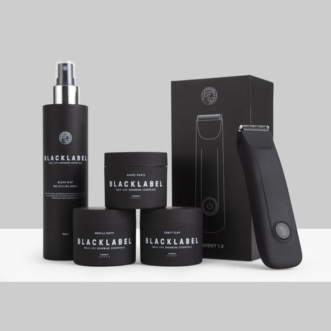 Hair Discovery Set and Shave Kit 1.0