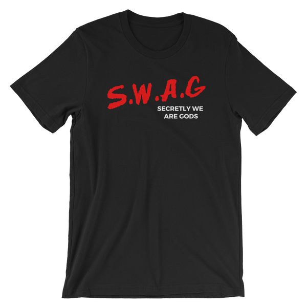 SWAG D Short-Sleeve Unisex T-Shirt