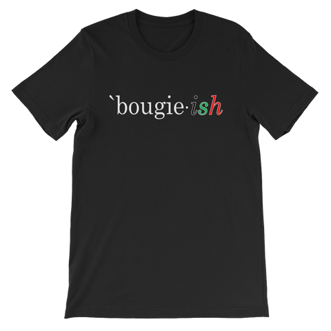 Bougie-ish Short-Sleeve Unisex T-Shirt