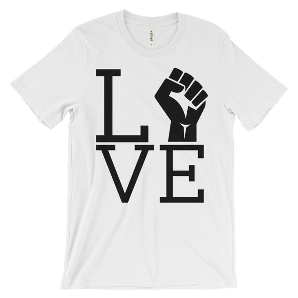 Exclusive Love Power - Unisex Short Sleeve T-Shirt