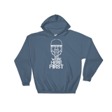 We Were Here First Hoodie