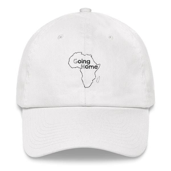 Going Home Official Dad Hat Black
