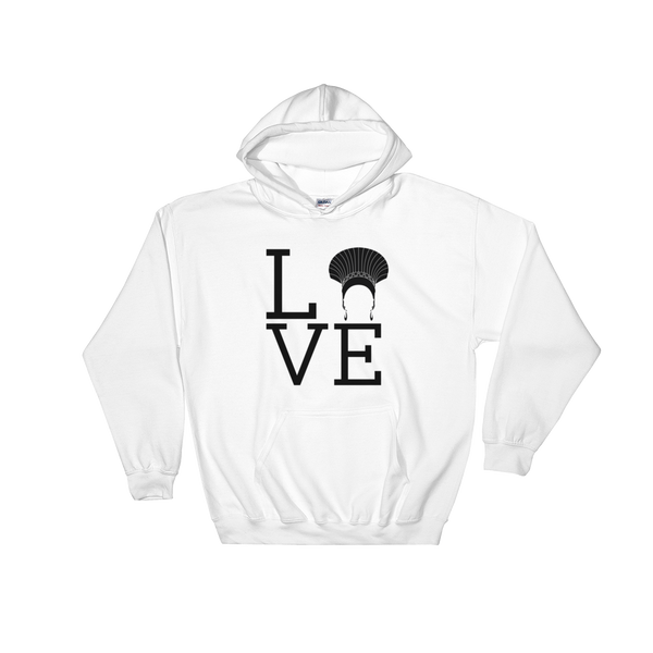 Love Ramonda Hooded Sweatshirt