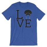 Love Ramonda Short-Sleeve Unisex T-Shirt