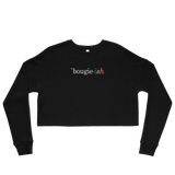 Bougie-ish Crop Sweatshirt
