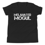 Melanated Mogul Youth Short Sleeve T-Shirt