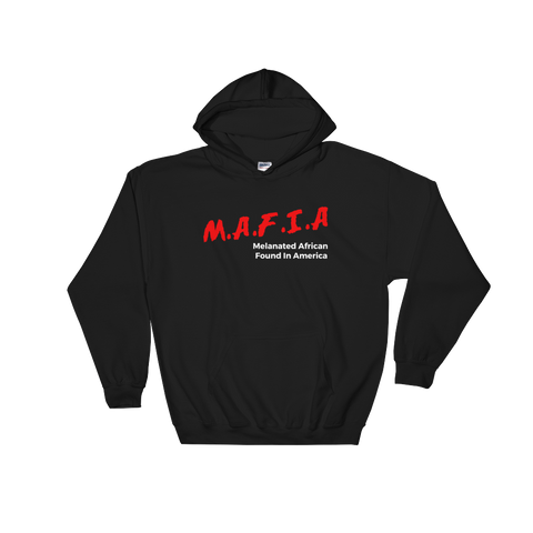 M.A.F.I.A. D Hooded Sweatshirt