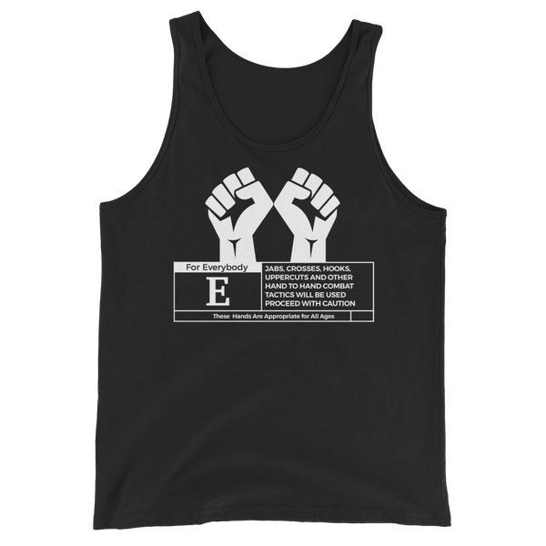 These Hands Unisex Tank Top