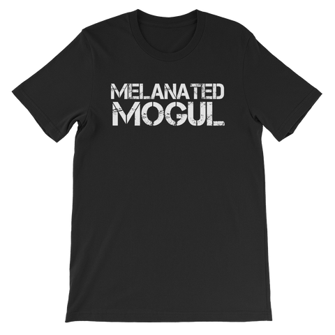 Melanated Mogul Short-Sleeve Unisex T-Shirt