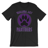 Wakanda A&T University Short-Sleeve Unisex T-Shirt