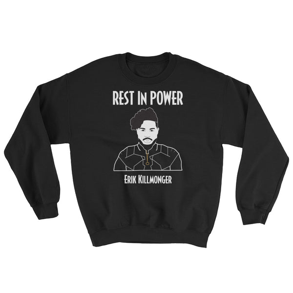 Rest In Power Erik Sweatshirt