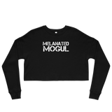 Melanated Mogul Crop Sweatshirt