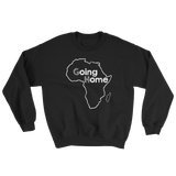 Going Home Black Logo Sweatshirt