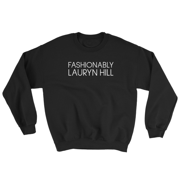 Fashionably Lauryn Hill Sweatshirt