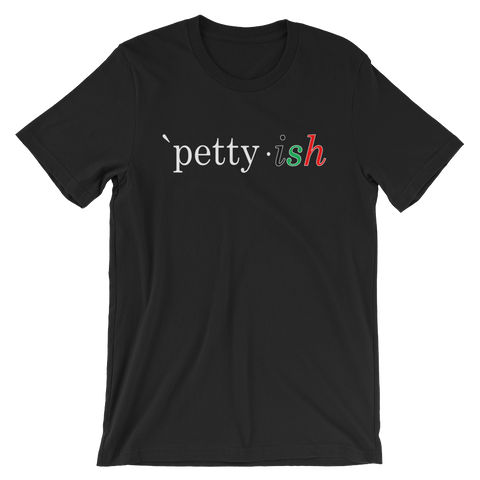 Petty-ish Short-Sleeve Unisex T-Shirt