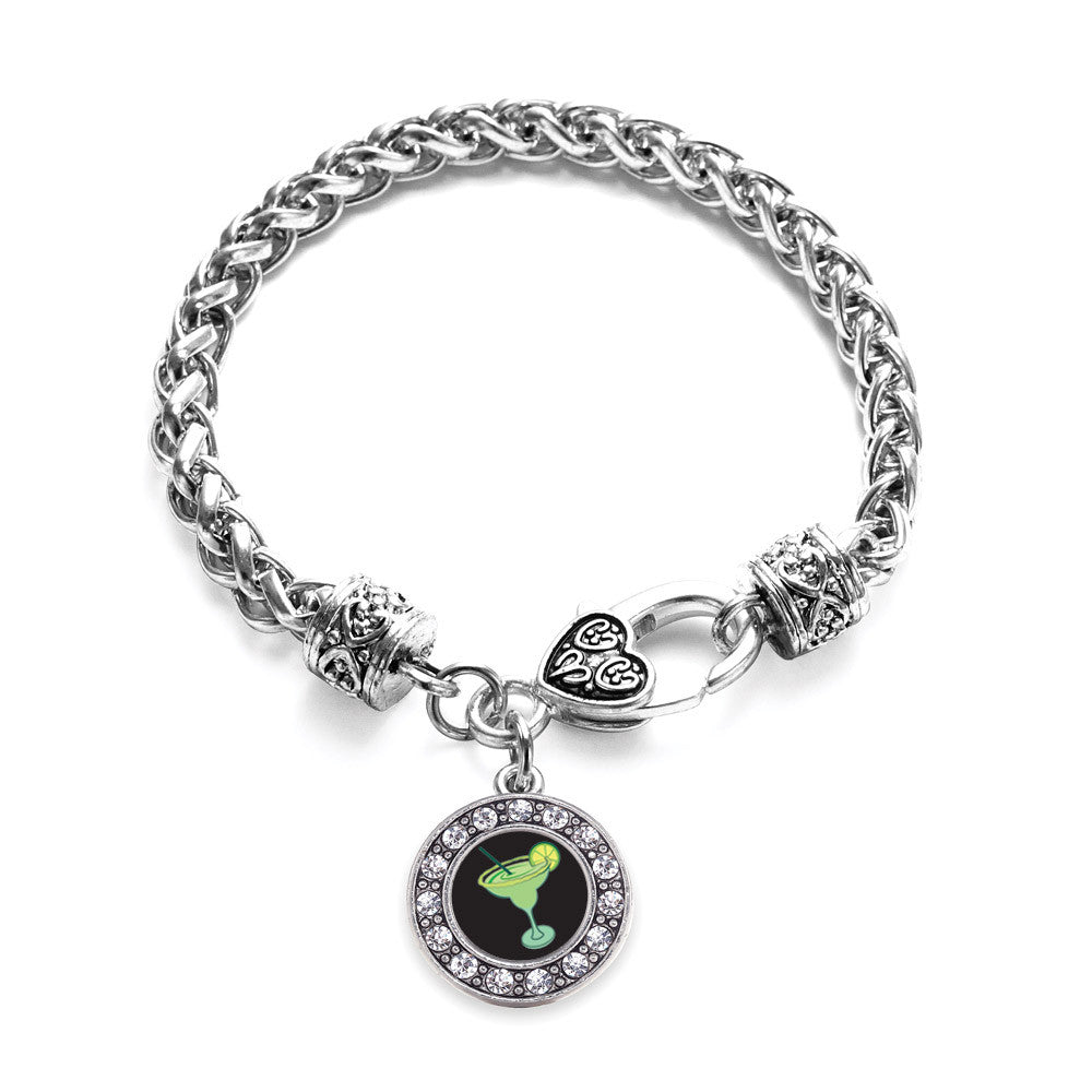 Margarita Lovers Circle Charm
