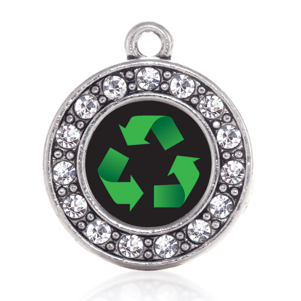 Recycle Circle Charm