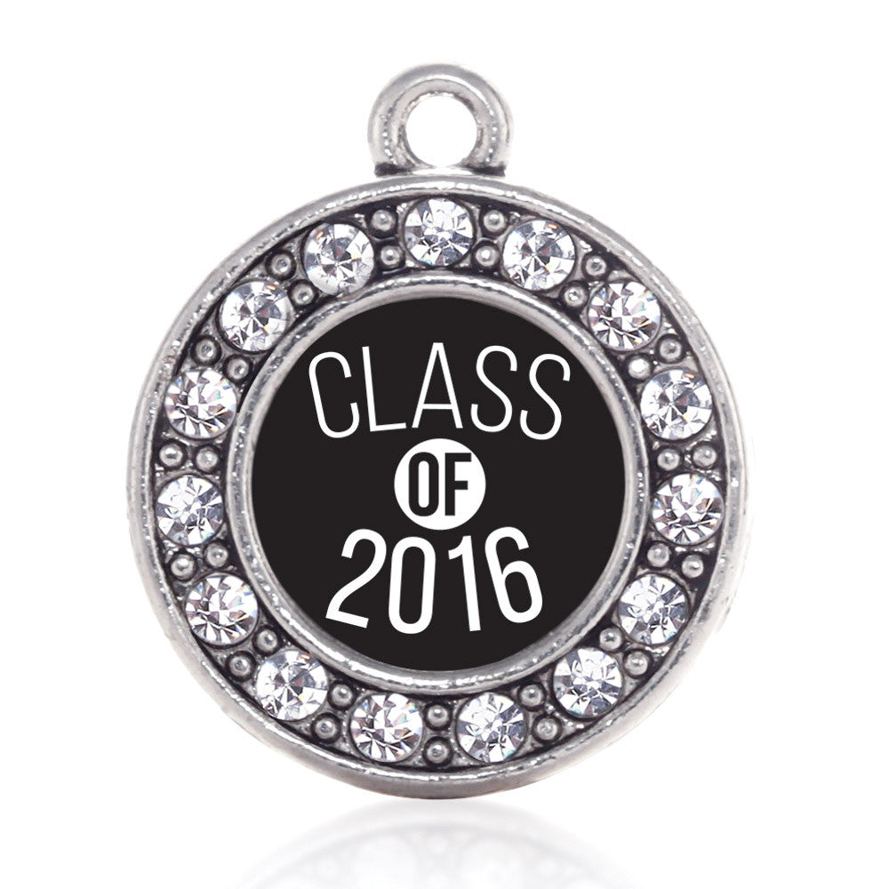 Class of 2016 Circle Charm