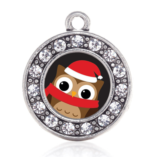 Holiday Hoot Circle Charm