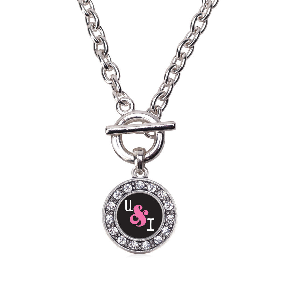 You And I Circle Charm