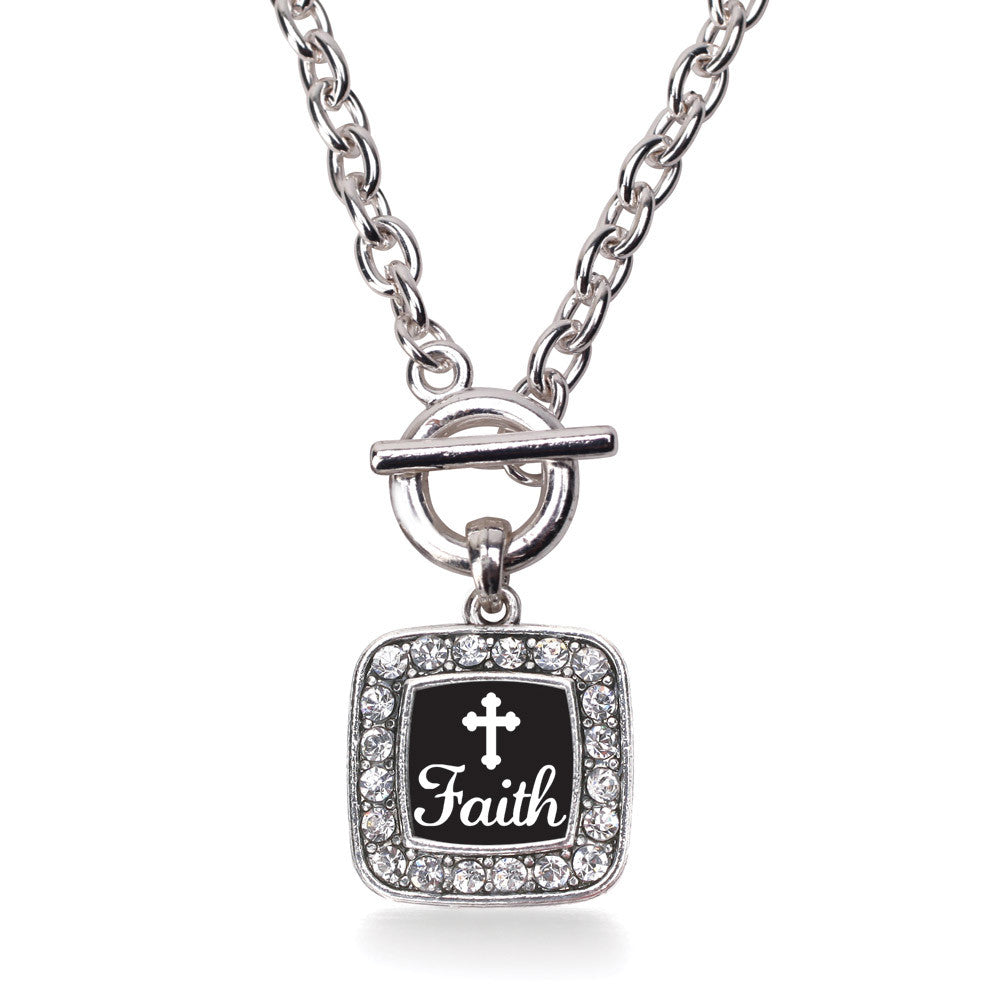 Faith Square Charm