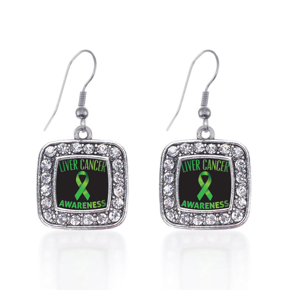 Liver Cancer Awareness  Square Charm