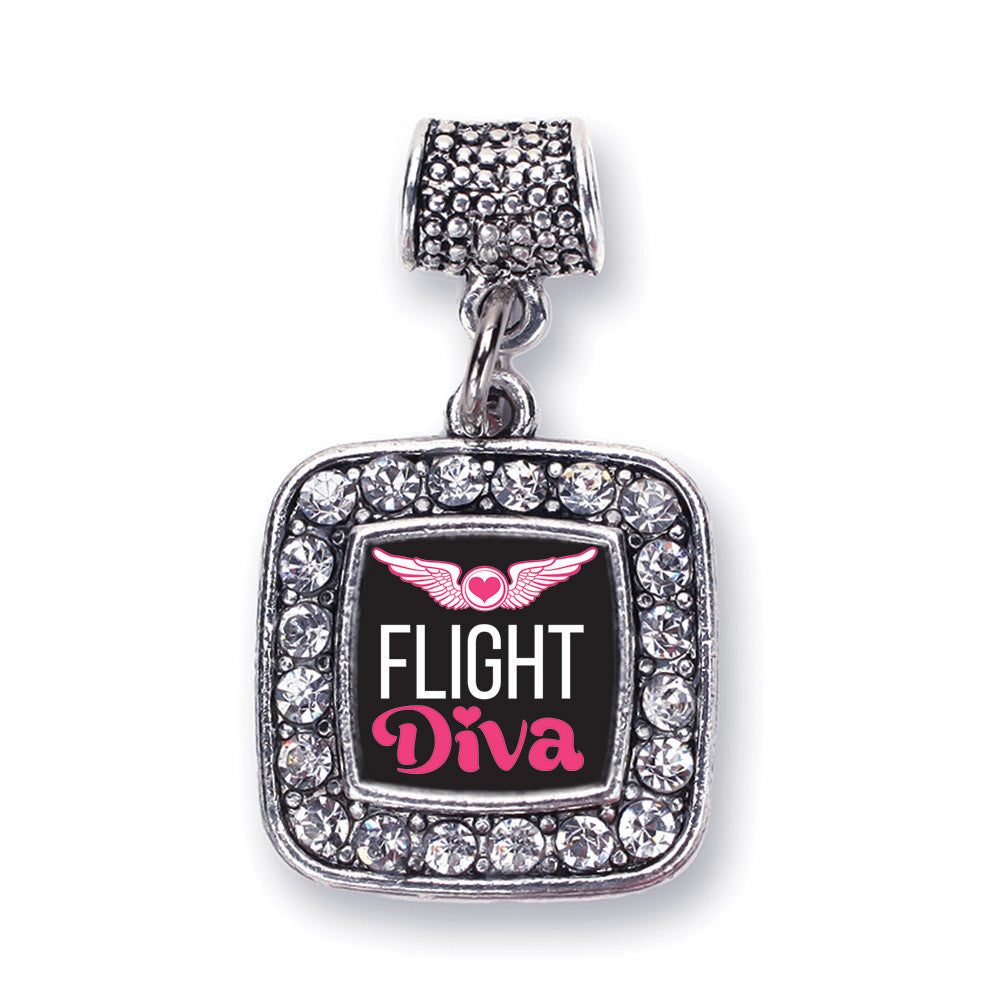 Flight Diva Square Charm