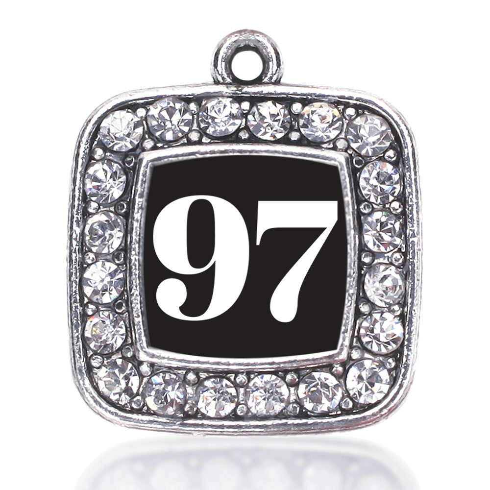 Number 97 Square Charm