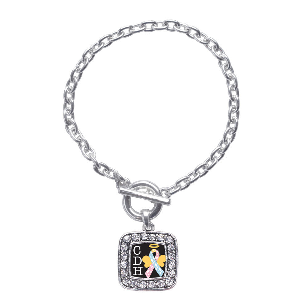 CDH Awareness Square Charm