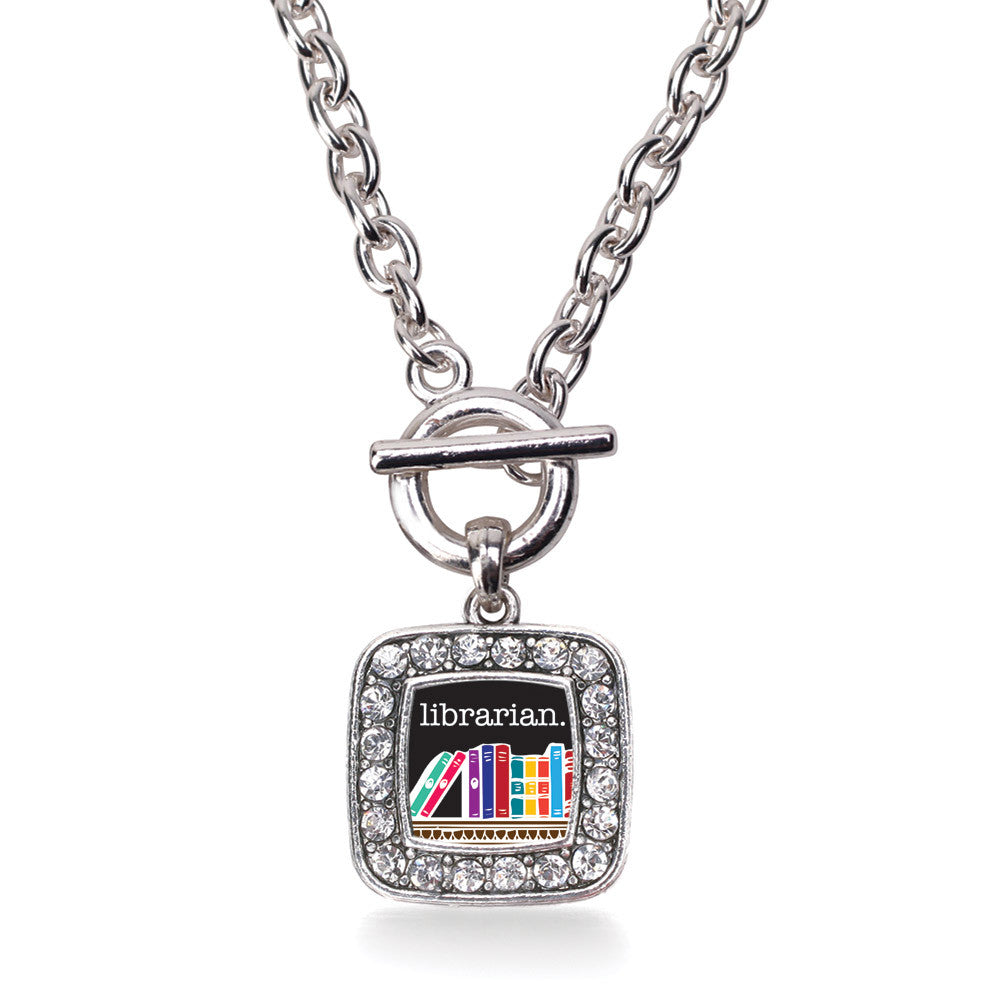 Librarian Square Charm
