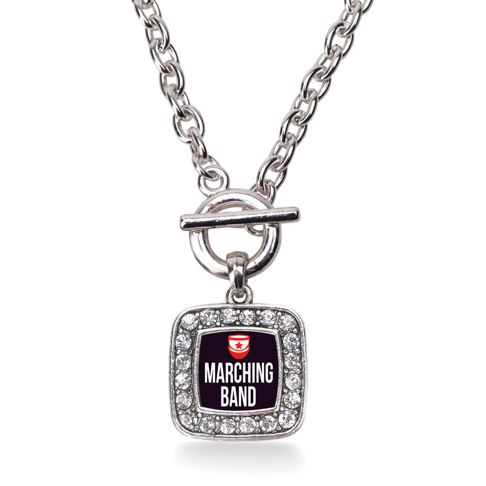 Marching Band Square Charm