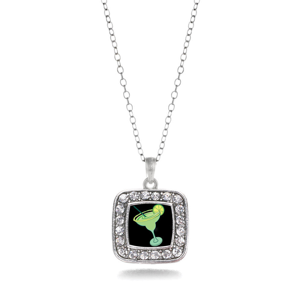 Margarita Lovers Square Charm