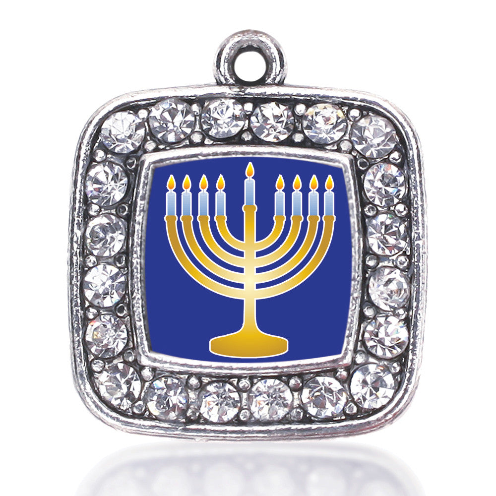 Menorah Square Charm