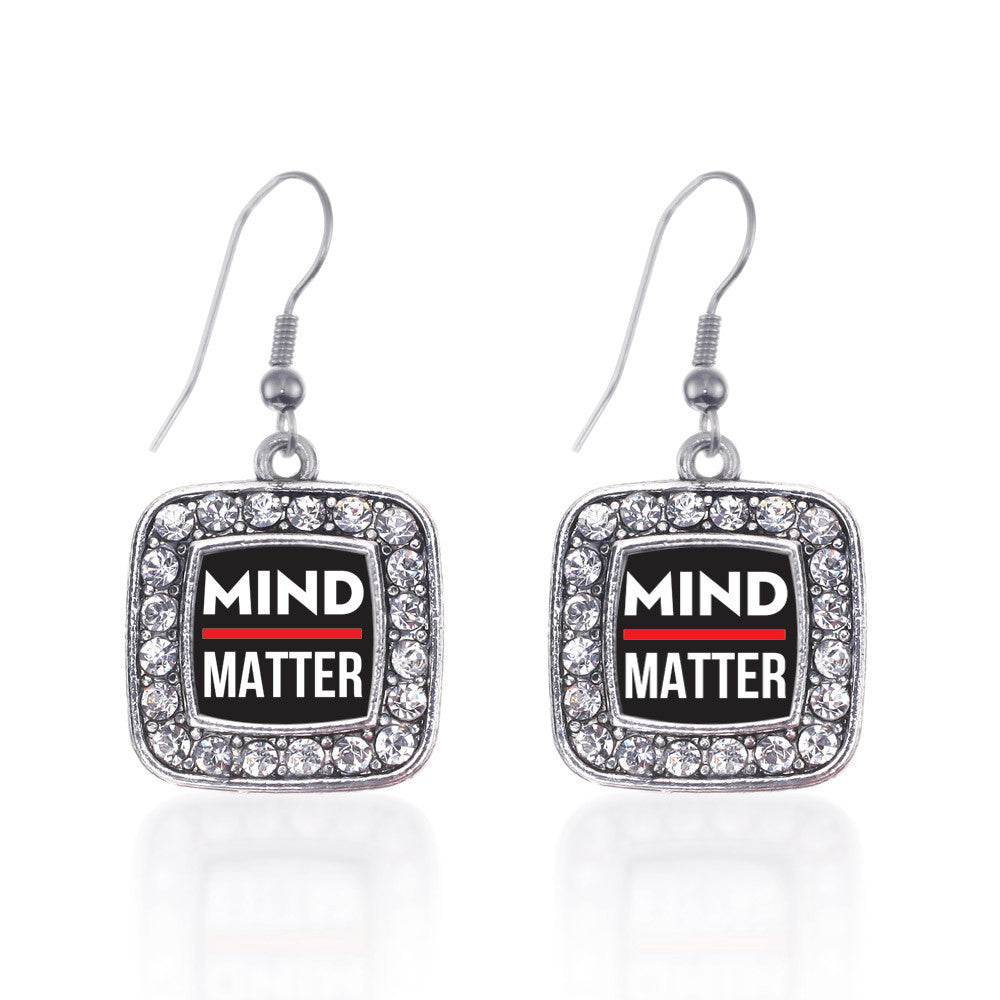 Mind Over Matter Square Charm