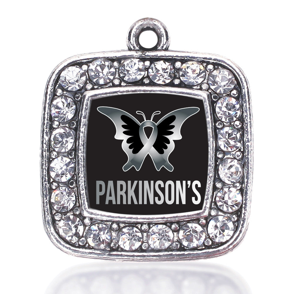 Parkinson's Disease Support Square Charm