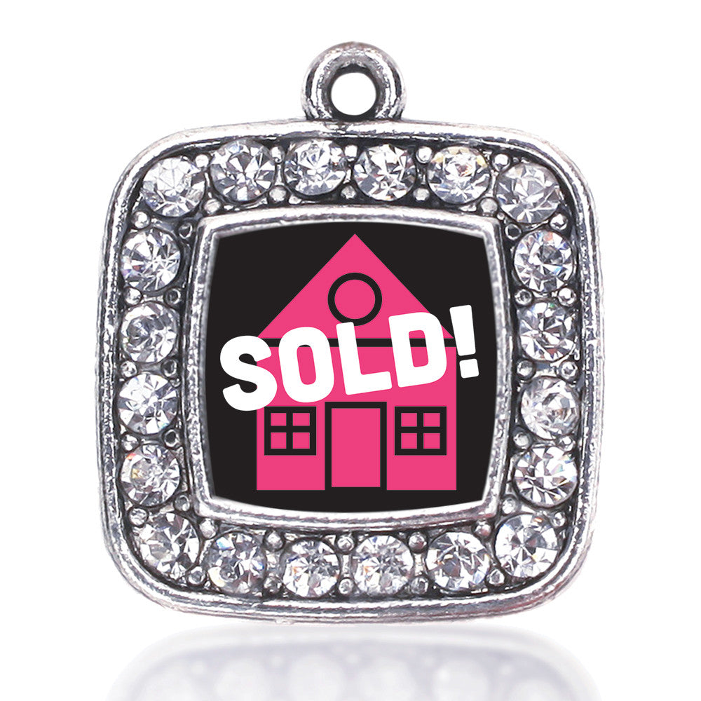 Real Estate Agent Square Charm