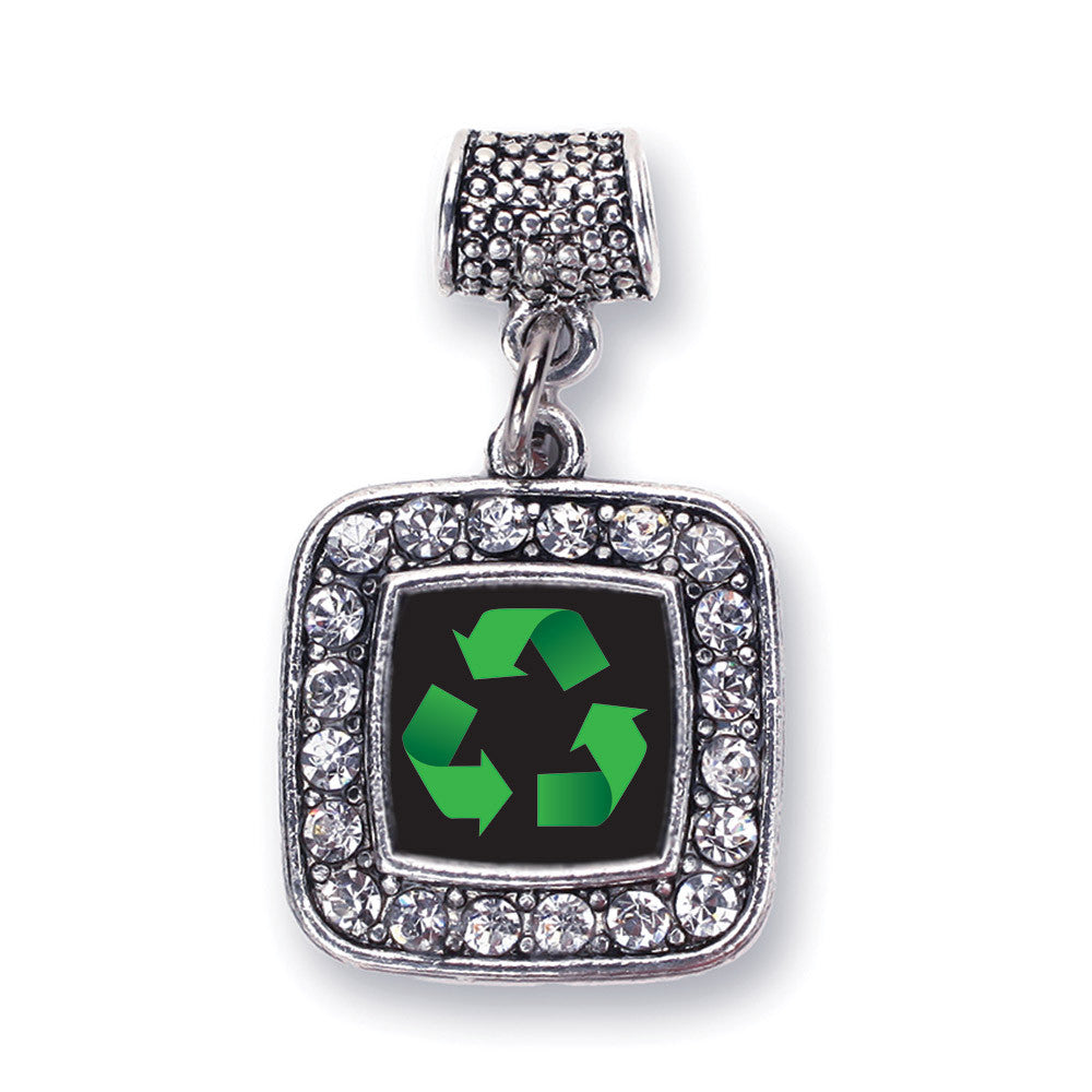 Recycle Square Charm