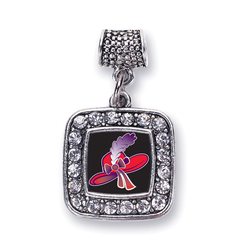 Red Hat Square Charm