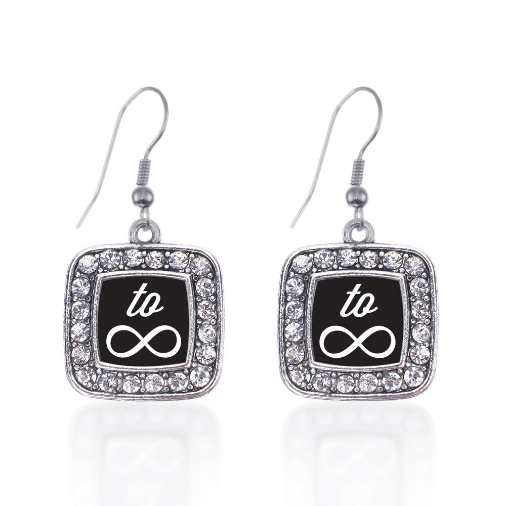 To Infinity Square Charm