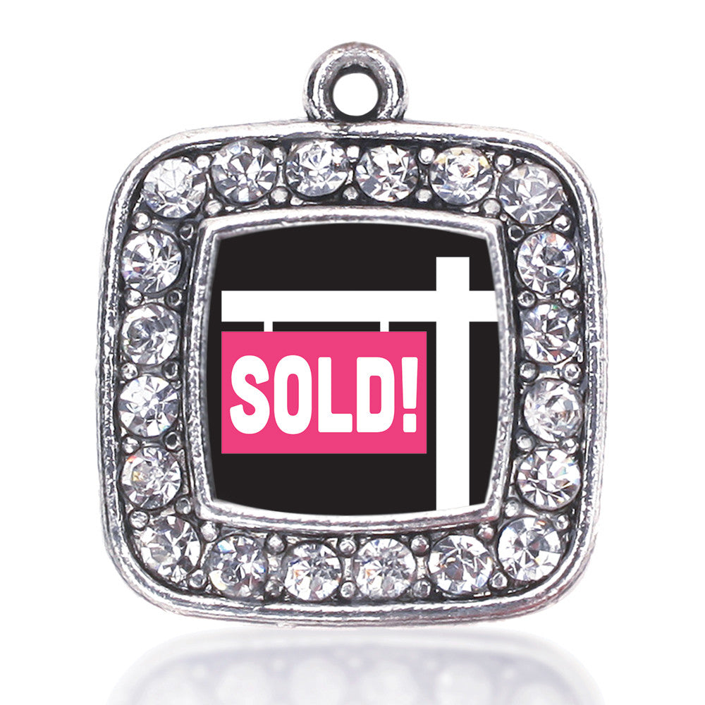 Sold Square Charm