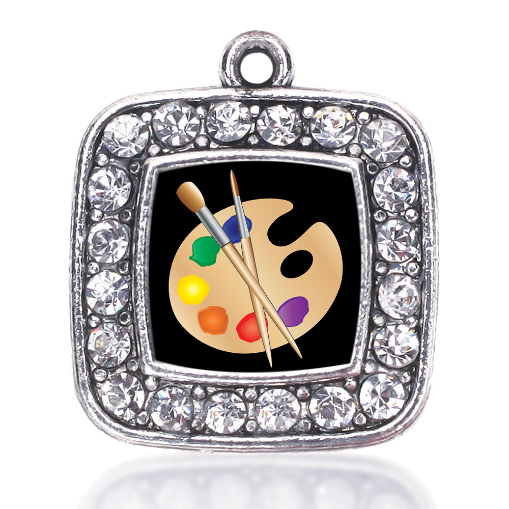 The Artist Square Charm