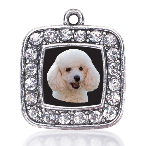 The Poodle Square Charm