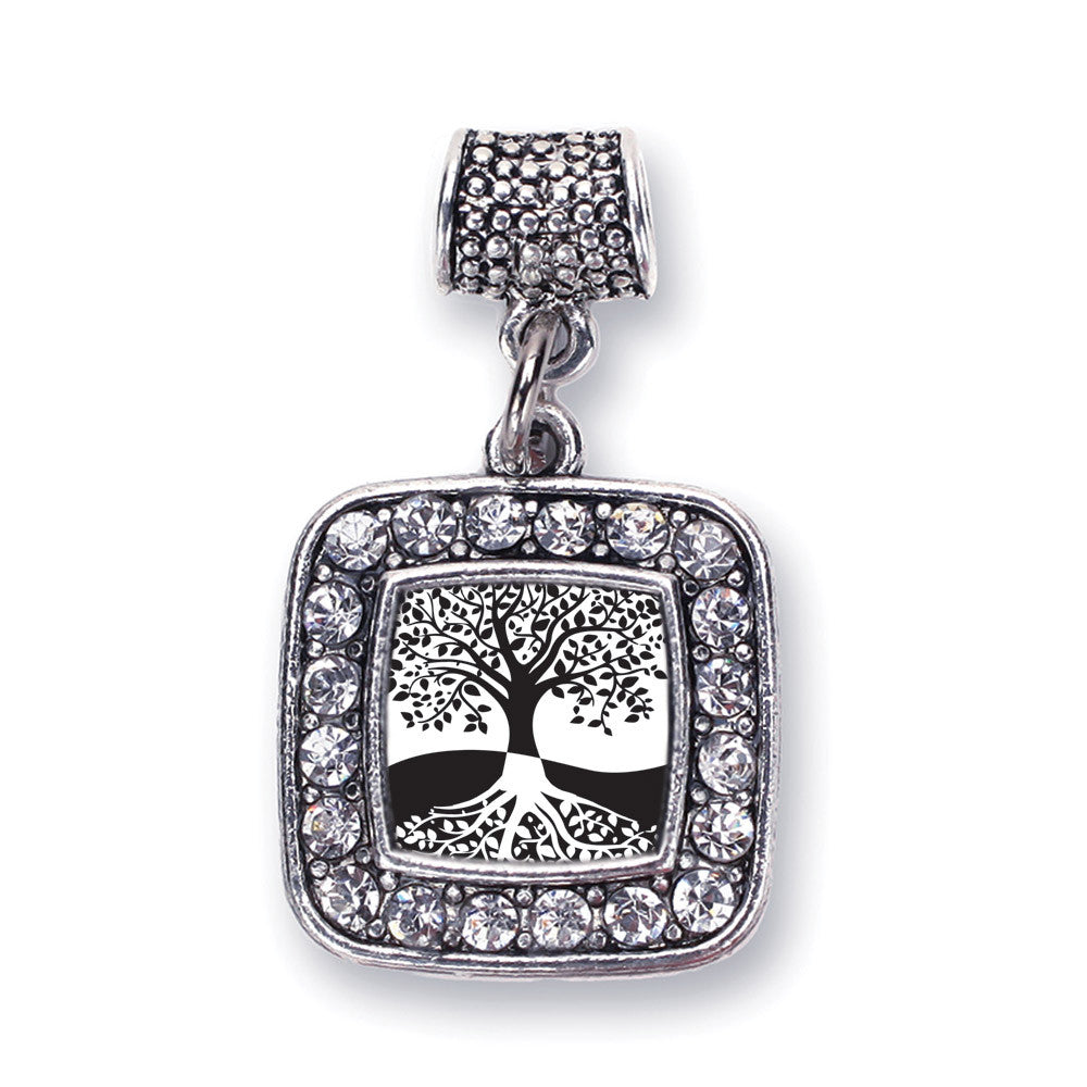 Tree Of Life Square Charm